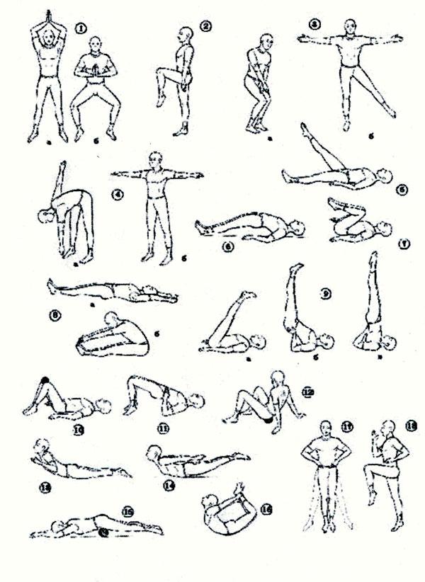 Лечебная гимнастика профилактика простатита о самом главном простатит